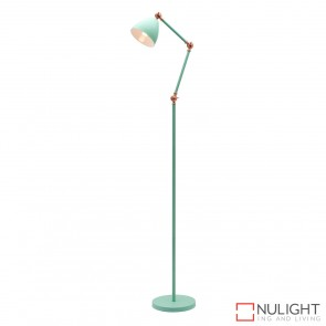 Wallace Floor Lamp Stone MEC