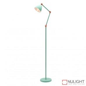 Wallace Floor Lamp Stone MEC