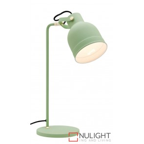 Elliot Table Lamp Mint MEC