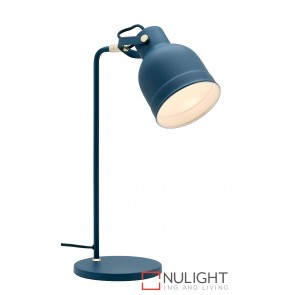 Elliot Table Lamp Blue MEC