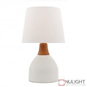 Madeline Table Lamp White MEC