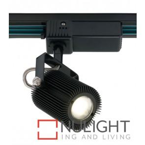 Mast 10W LED Track Light Black MEC