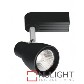 Jamison LED Track Head Black MEC