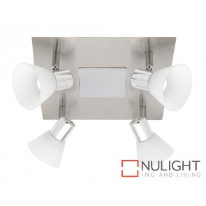 Taylor 4 Light LED Spotlight Plate MEC