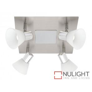 Taylor 4 Light LED Spotlight Plate MEC