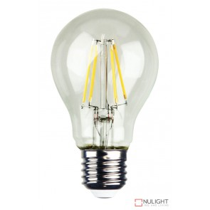 Led Filament Lamp A60 Clear 4W E27 2700K ORI