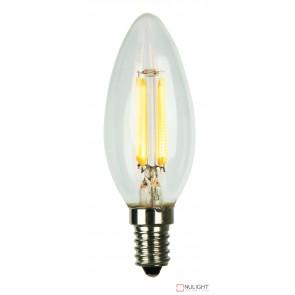 Led Filament Lamp C35 E14 4W 2700K Candle ORI