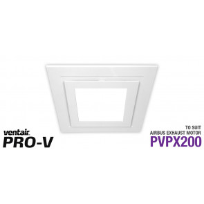 Airbus 200 White LED Fascia Square VTA