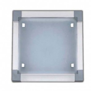 40 cm Square Ceiling Oyster Light Ace Lighting