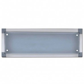 67 cm Rectangular Ceiling Oyster Light Ace Lighting