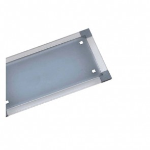 97 cm Rectangular Ceiling Oyster Light Ace Lighting