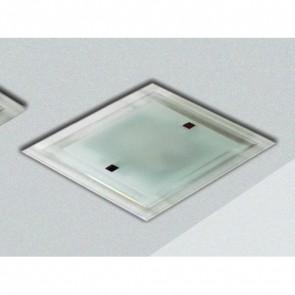 Lake 30 cm Ceiling Oyster Light Ace Lighting