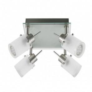 Square Plate Spotlight Ace Lighting