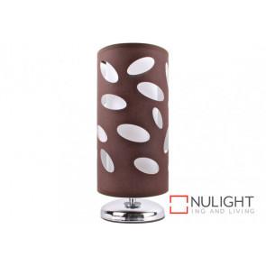 Carlo Touch Lamp Chocolate VAM
