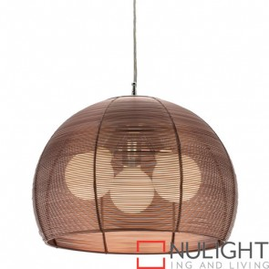 Arden 3 Light Pendant Coffee COU