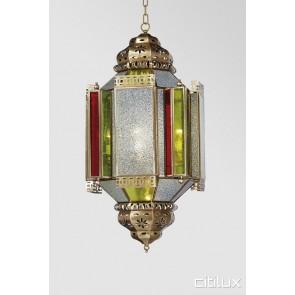 Arndell Park Classic Brass Pendant Elegant Range Citilux