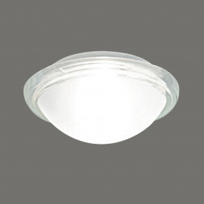 Bolla Ceiling Light in White Arte Vetro