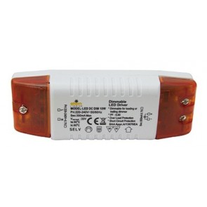 6W Constant Current LED Driver Atom Lighting