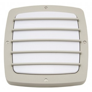 Large Outback Grille Square Bunker Light Atom Lighting