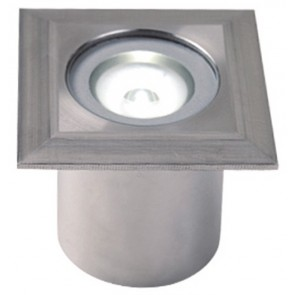 Square Recessed LED Uplight Atom Lighting
