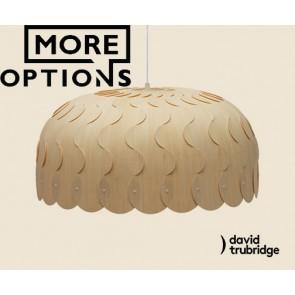 Beau Natural David Trubridge Pendant DAV