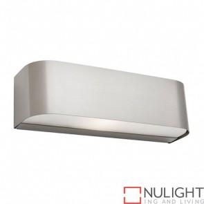 Benson 1 Light Wall Light Satin Chrome COU