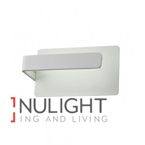 WALL INTERNAL Surface Mounted CITY LED MATT White Rectangular 4.1W 120D 3000K (254 lumens) CLA
