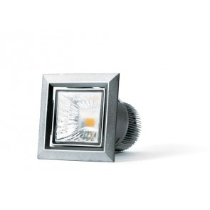 D400 Cube 7W LED Downlight BrightGreen
