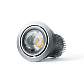 D550 (D400) 7W LED Downlight BrightGreen