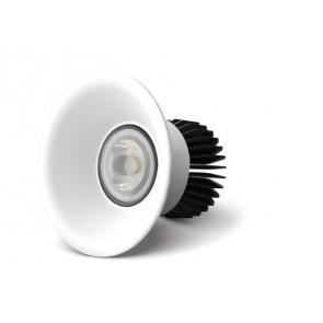 D700+ Curve LED Downlight BrightGreen
