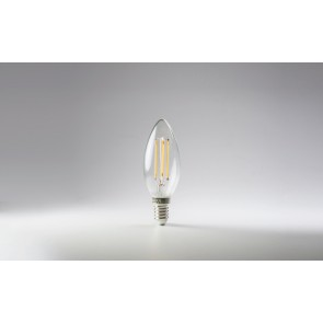 Loomi 2W LED Filament C35 BrightGreen