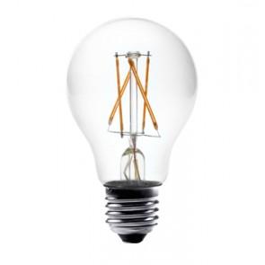 Loomi LED 2W A60 Filament GLS 2700K Bulb BrightGreen