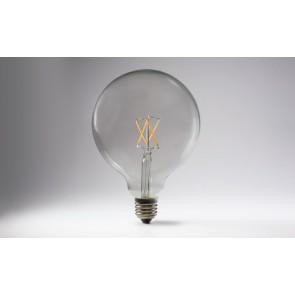 Loomi LED 4W G125 Filament 2700K Globe BrightGreen