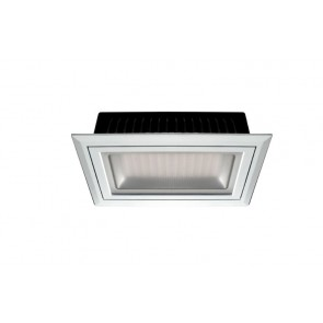 SL3500 38W Retail LED Shoplighter 240V BrightGreen
