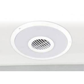 Cetaro Round Exhaust Fan with LED Light Brilliant Lighting