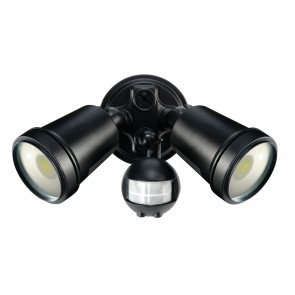 Hunter II AC LED Twin Sensor Spotlight Brilliant Lighting