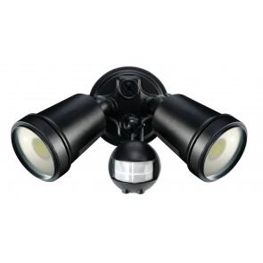 Hunter II AC LED Twin Sensor Spotlight Brilliant Lighting