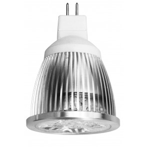 MR16 8W 500 Lumen Globe LED Brilliant Lighting