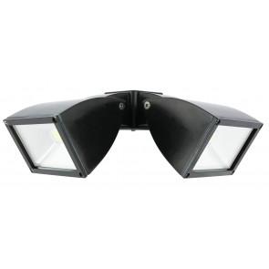 Strand Modern 2x10W LED Floodlight Brilliant Lighting