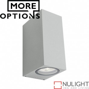 Brugge 2 Light Silver LED 5W COU