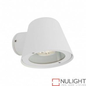 Cairns 1 Light White GU10 35W Halogen COU