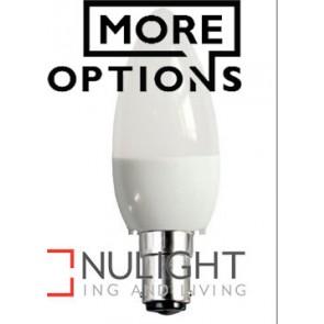 6W Candle LED Lamps CLA