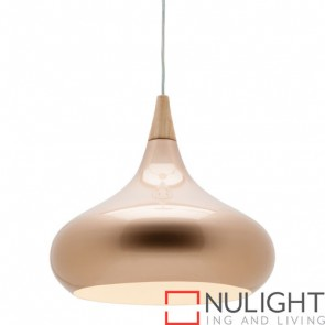 Candy 1 Light Pendant Large COU