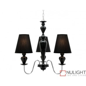 Carrington 3 Light Pendant COU