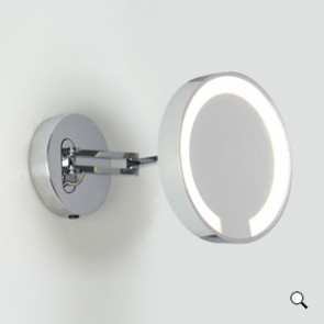 CATENA bathroom magnifying mirrors 0628 Astro