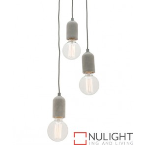 Cemi 3 Light Pendant COU