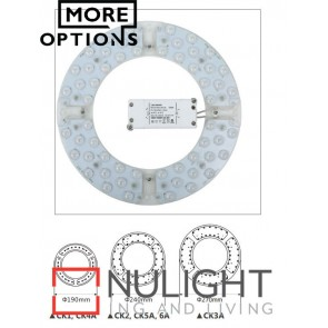 CK Series LED Conversion Kit Oyster Fixtures CLA