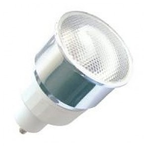 240V 7W GU10 Energy Saving Bulb 8000 Hours CLA Lighting