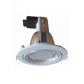 240V ES Gimble Large Round Downlight Frame CLA Lighting