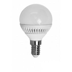240V SES Globe Fancy Round Led Bulb 300000 Hours CLA Lighting